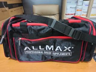 Спортивная сумка премиального качества, ALLMAX, оригинал из США