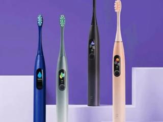 Электрическая зубная щетка Ксяоми Oclean X Pro Electric Toothbrush