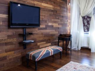 Изготавливаем стеновые 3д панели из массива дерева.