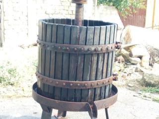 Пресс виноградный