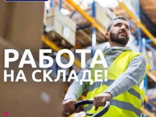Сотрудник на продуктовый склад METRO Cash and Carry в Польшу