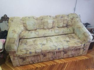 Диван и 2 кресла 1000р. Самовывоз