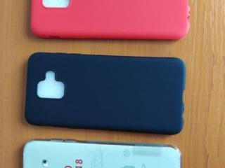 Продам наушники, б/у, Чехол на Samsung Galaxy A-6,Samsung Alfa, Asus Z