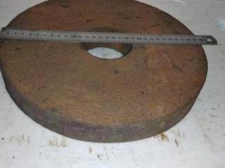 Круг наждачный (300-40-76) мм