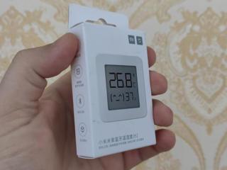 Термометр + гигрометр bluetooth Mijia Сяоми