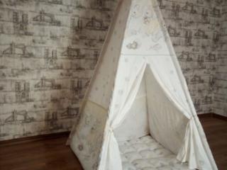 Палатка для детей вигвам для игр