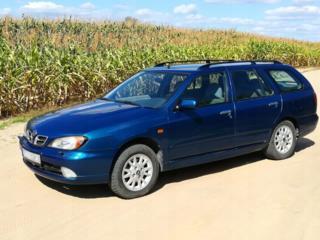Nissan primera 2001 год бензин 1.8 запчасти