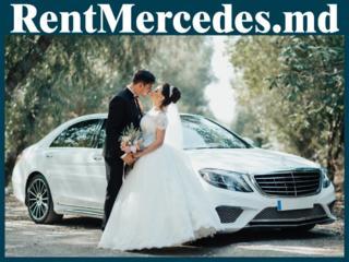 VIP TAXI Mercedes-Benz albe/negre (белые/черные)