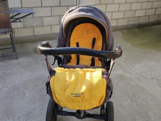 Срочно продам коляску в хорошем состоянии.