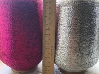 Нить металлическая для вышивания