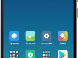 Сяоми Redmi Note 4 в идеальном состоянии с новой батареей.