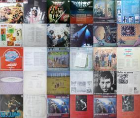 999 Vinil CD DVD MP3 пластинки аудио видео Аудиокассеты Видеокассеты