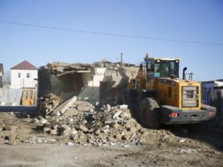 Снос-демонтаж домов строений сооружений очистка участков вывоз мусора