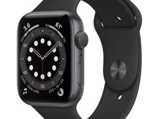 Продам новые запечатанные Apple Watch 6 Space Gray