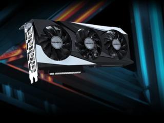 GIGABYTE GeForce RTX 3060 GAMING OC новая
