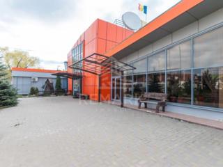 Vânzarespațiu comercialîn orașul Hâncești, cu amplasare reușită pe .