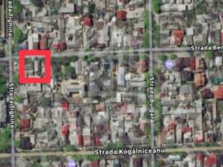 Spre vânzare casă amplasată în centrul capitalei, pe strada A. ...