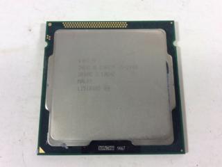 Процессор нLGA1155 Core I5-2400. Четыре ядра 3.1-3.4 Ghz. Гарантия.