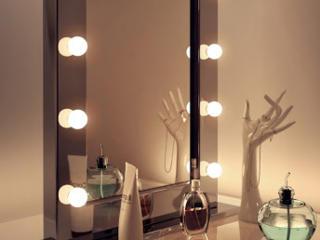 Гримерные зеркала, столики под заказ от 1200 руб.