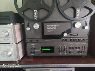 Магнитофон Олимп-003 и проигрыватель винила Арктур-006
