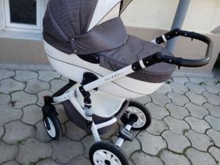 Отличная коляска, состояние новой!! вездеход Riko Brano Ecco 2 в 1