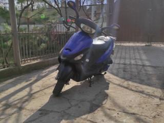 Продаю двухместный скутер на 80 cc