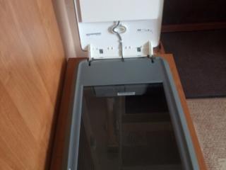 Продам сканер HP рабочий(б\у) 250р.