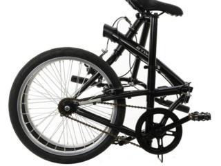 """Продам складной велосипед b'twin 20"""" tilt 100 5-скоростной."""