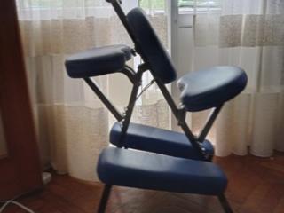 Продам раскладной массажный стул