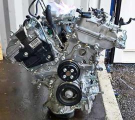 Двигатель Toyota 3.5 2grfe по запчастям