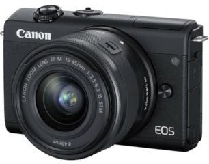 Canon m200 + 15-45mm is stm, новый в упаковке с гарантией