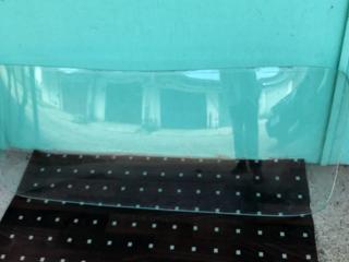 Лобовое стекло на ГАЗ 21 (оригинал).