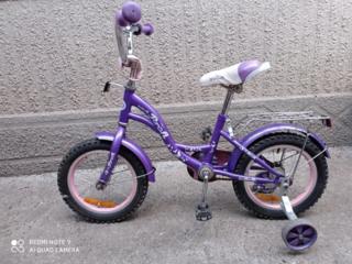Продам детский велосипед и самокат