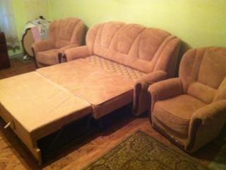 Куплю мягкую мебель, мягкий уголок, кровать стол книжку стенку детскую