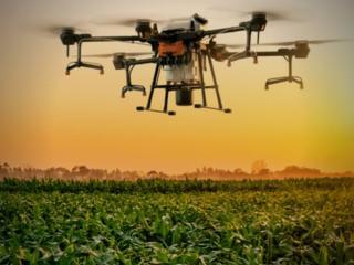 Drone Agro Moldova (DJI AGRAS T20) Servicii de Stropire și Pulverizare