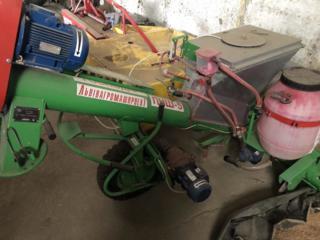 Протравитель зерновой шнековый ПНШ-5 «Господар» маленькая наработка