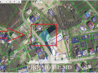 Spre vînzare se oferă teren pentru constrcții, Durlești, str-la. ...