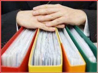 Декларации. Отчёты. Наведение порядка в бухгалтерии.