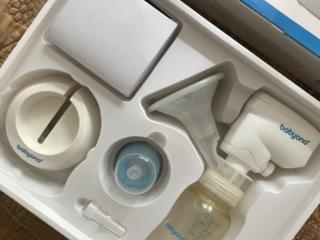Электрический молокоотсос BabyOno Sensi 051