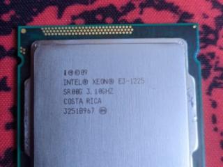 Процессор Xeon e3 1225 3.1 - 3.4 Ghz| Сокет 1155