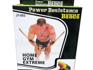 Набор эспандеров Power Resistance Bands JT-003, Новые с магазина.