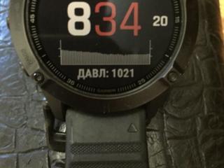 Продам часы Garmin Fenix 6 pro