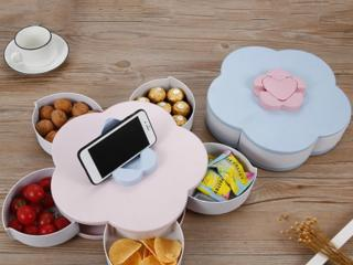 Менажница Candy Box, органайзер для сладостей. Пенал для еды. Новый.