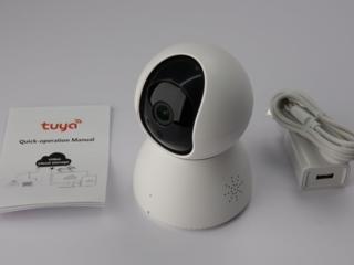 Wi-Fi видеокамера и системой Smart Home от Tuya