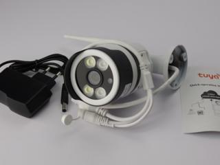 Wi-Fi Уличная IP камера SPT-ODC-24B с защитой IP66 - умный дом Google