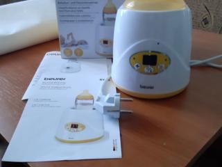 Încălzitor termic pentru biberoane Beurer BY 52+cadou, pret 170 lei.