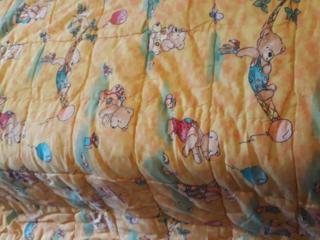 Одеяло стеганное на овечьей шерсти