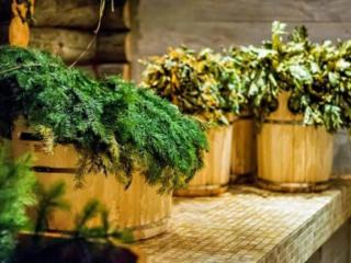 Натуральные товары для бани и сауны