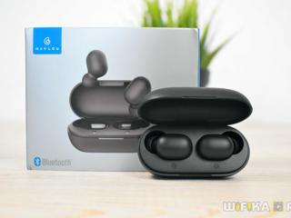 Беспроводные Bluetooth наушники TWS Haylou GT1 Plus с зарядным боксом