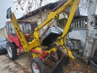 Продам трактор Т16+ Манипулятор Плиты 6х3